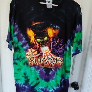 Universal Studios Revenge of the Mummy t-shirt